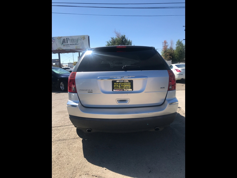 Chrysler Pacifica 2007 price $7,995