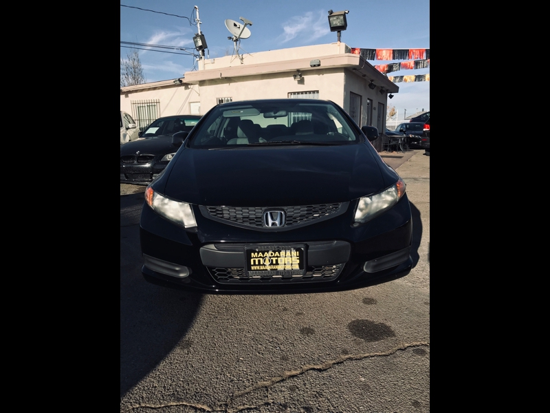 Honda Civic Coupe 2012 price $10,500