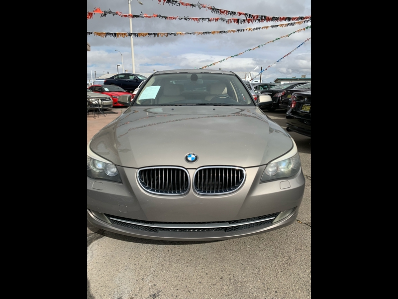 BMW 5-Series 2010 price $11,500