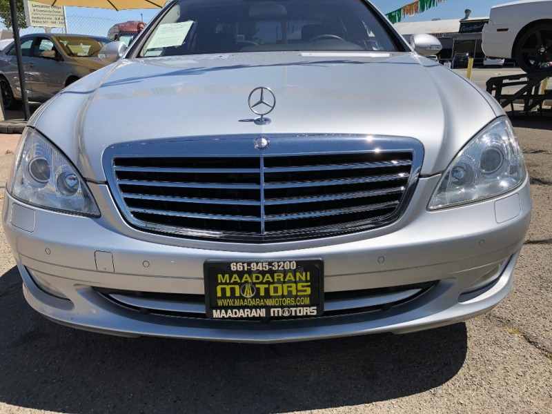 Mercedes-Benz S-Class 2007 price $16,950