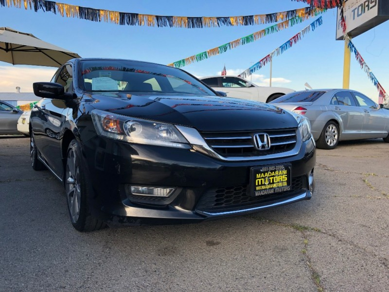 Honda Accord Sdn 2013 price $13,500