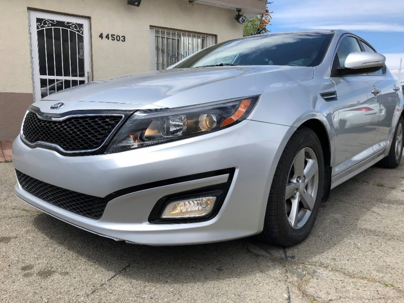 Kia Optima 2014 price $12,850