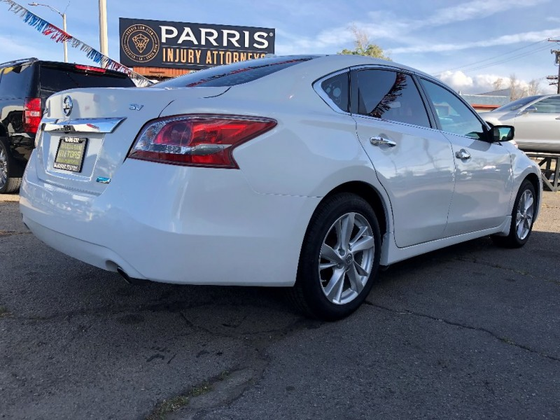 Nissan Altima 2013 price $14,500