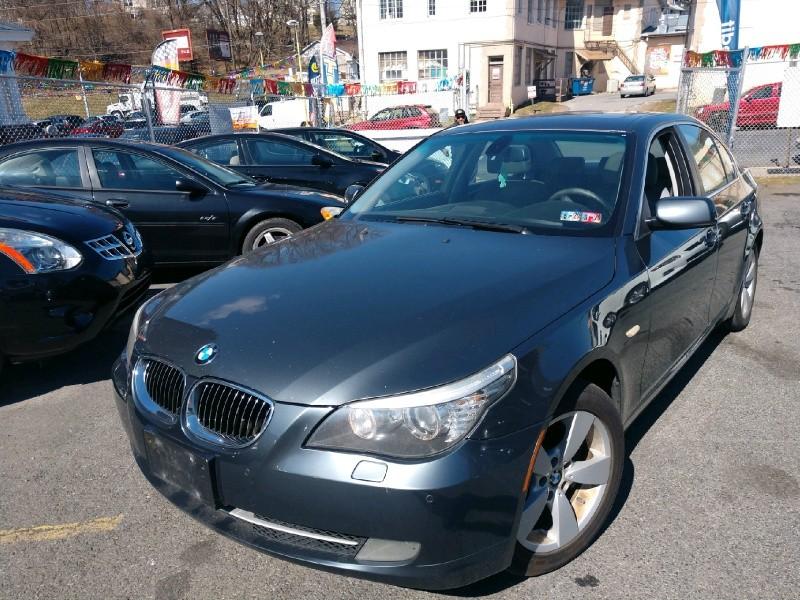 BMW 5-Series 2008 price $5,250