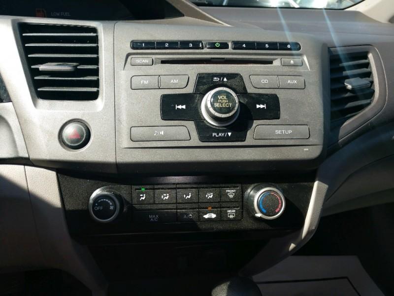 Honda Civic Sdn 2012 price $7,495