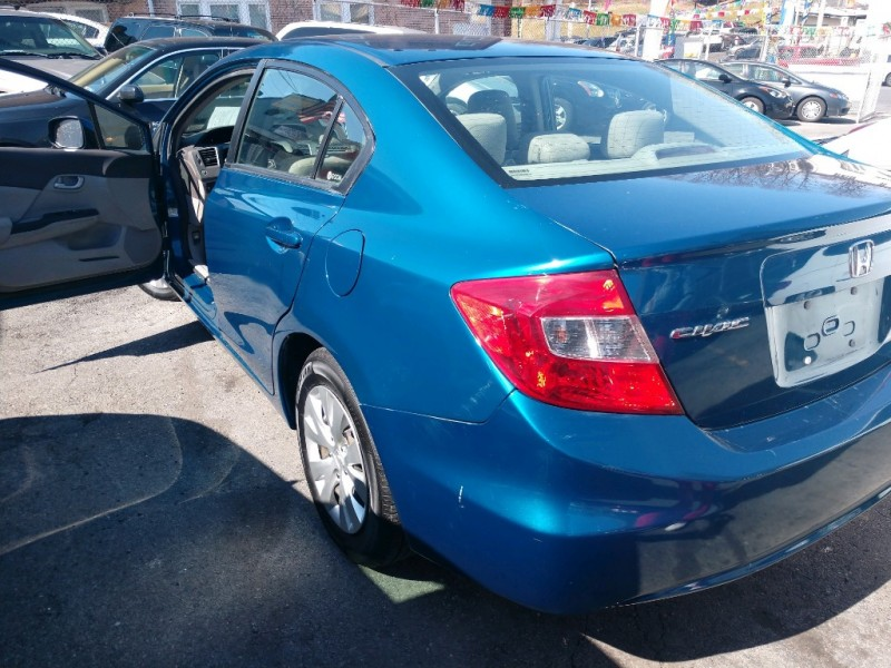 Honda Civic Sdn 2012 price $7,495