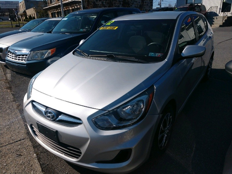 Hyundai Accent 2012 price $5,650