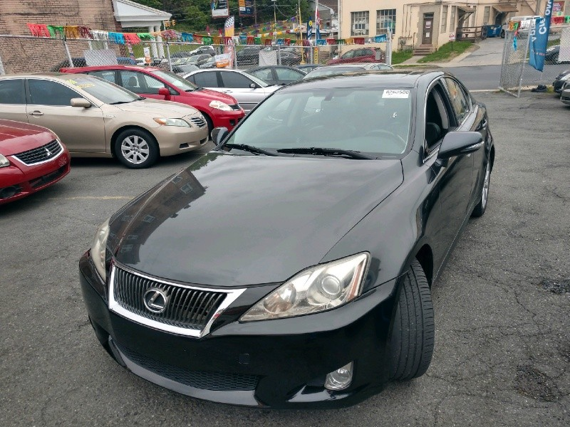 Lexus IS 250 2009 price $8,390