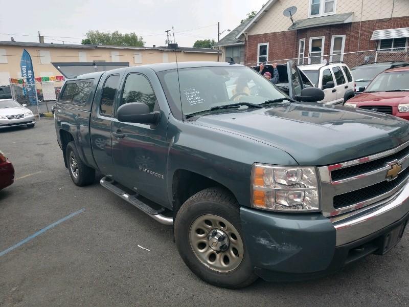 Chevrolet Silverado 1500 2007 price $7,495