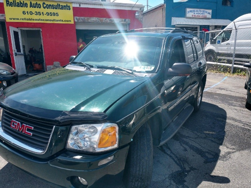 GMC Envoy 2002 price $1,750