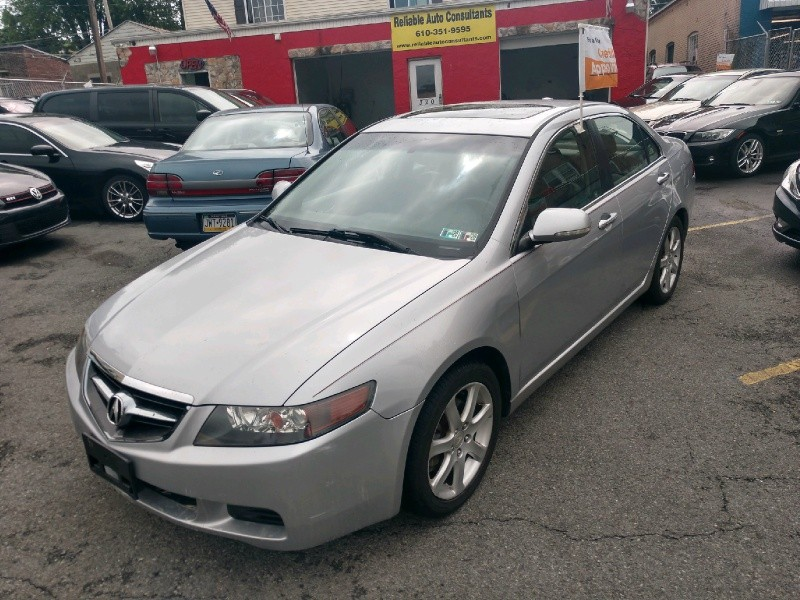 Acura TSX 2005 price $4,695