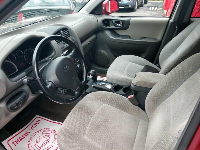 Hyundai Santa Fe 2005 price $3,650