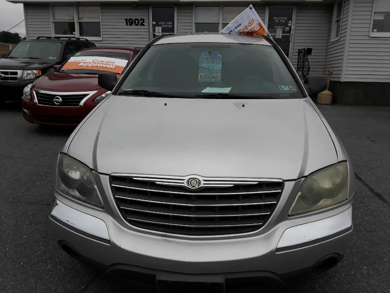 Chrysler Pacifica 2006 price $2,795