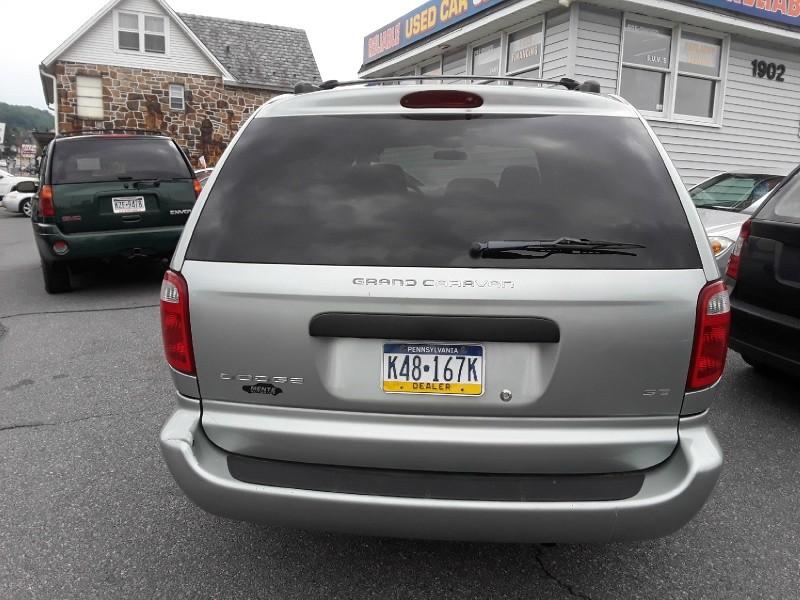Dodge Grand Caravan 2003 price $3,690