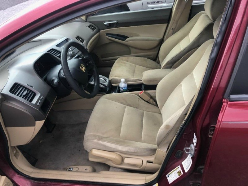 Honda Civic Sedan 2007 price $4,990