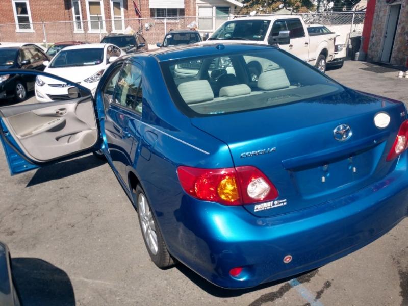 Toyota Corolla 2009 price $4,650 Cash