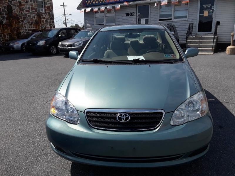 Toyota Corolla 2006 price $4,890
