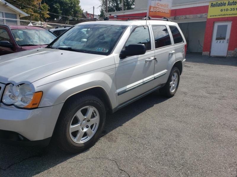 Jeep Grand Cherokee 2008 price $5,395