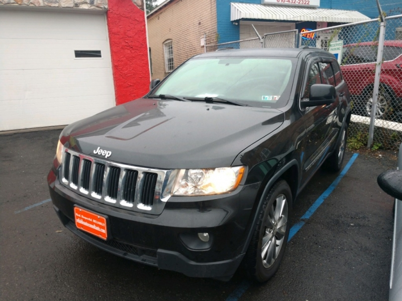 Jeep Grand Cherokee 2012 price $9,990