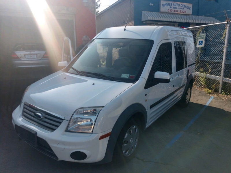Ford Transit Connect Wagon 2013 price $6,850