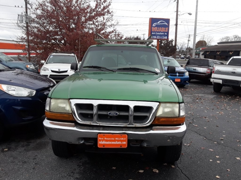 Ford Ranger 1999 price $4,995