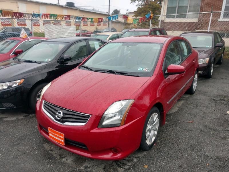 Nissan Sentra 2010 price $2,495 Cash