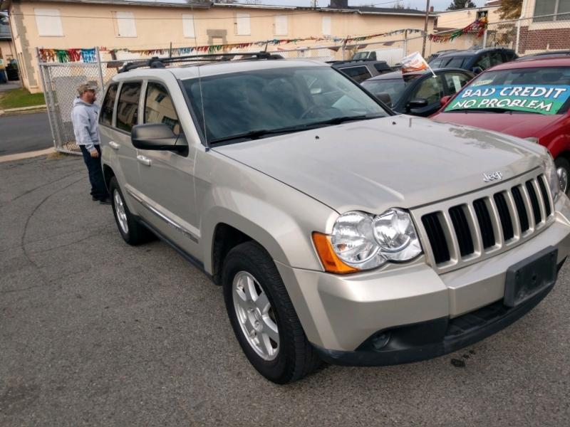 Jeep Grand Cherokee 2010 price $6,895