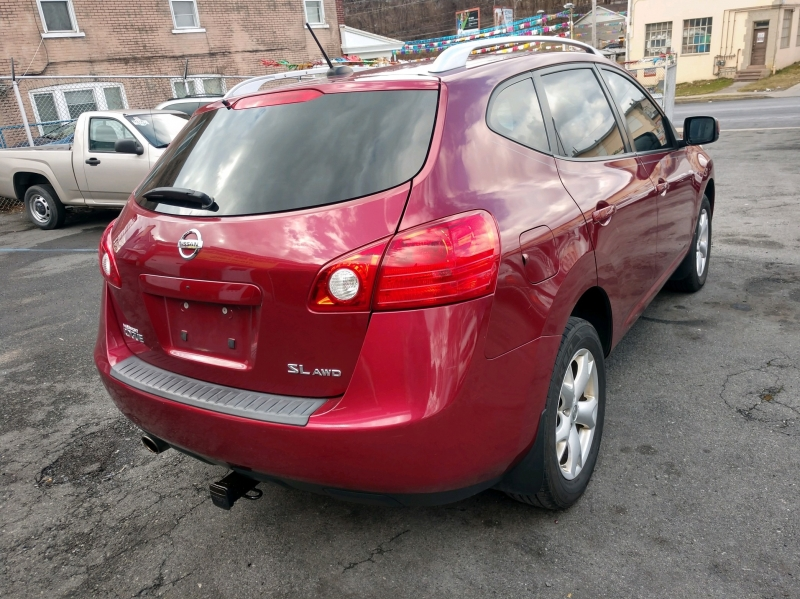 Nissan Rogue 2009 price $5,695 Cash