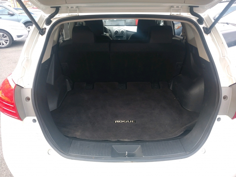 Nissan Rogue 2008 price $6,195