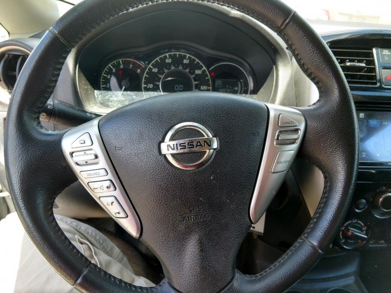 Nissan Versa 2015 price $5,490