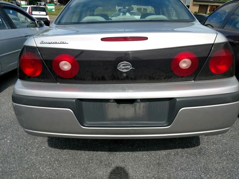 Chevrolet Impala 2005 price $3,495