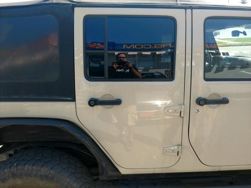 Jeep Wrangler Unlimited 2011 price $14,490
