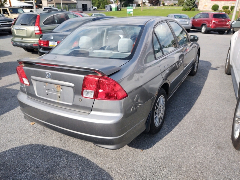 Honda Civic Sedan 2005 price $4,995