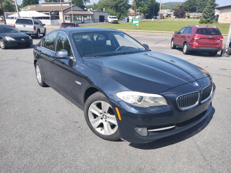 BMW 5-Series 2013 price $12,690
