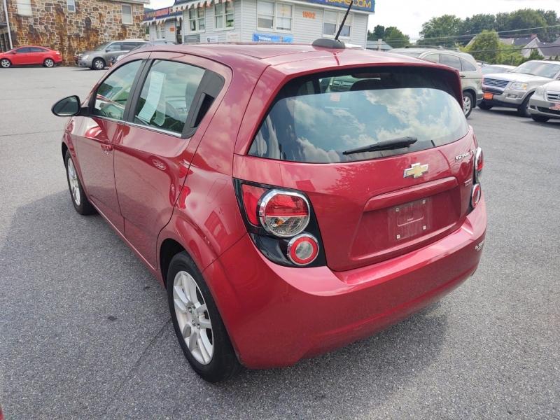 Chevrolet Sonic 2015 price $6,495