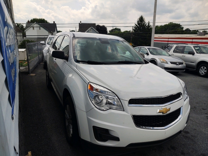 Chevrolet Equinox 2014 price $7,775