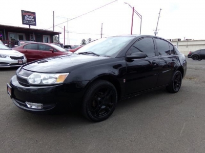 2004 Saturn Ion ION 3 4dr Sdn Manual