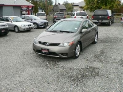 2008 Honda Civic Cpe 2dr Auto EX