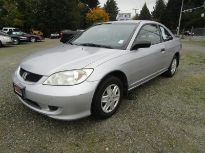 2005 Honda Civic Cpe VP AT