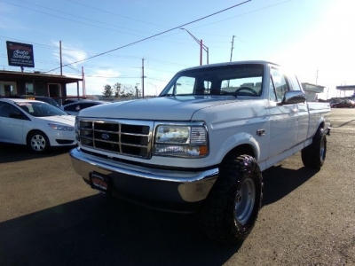 "1995 Ford F-150 Supercab 138.8"" WB 4WD"