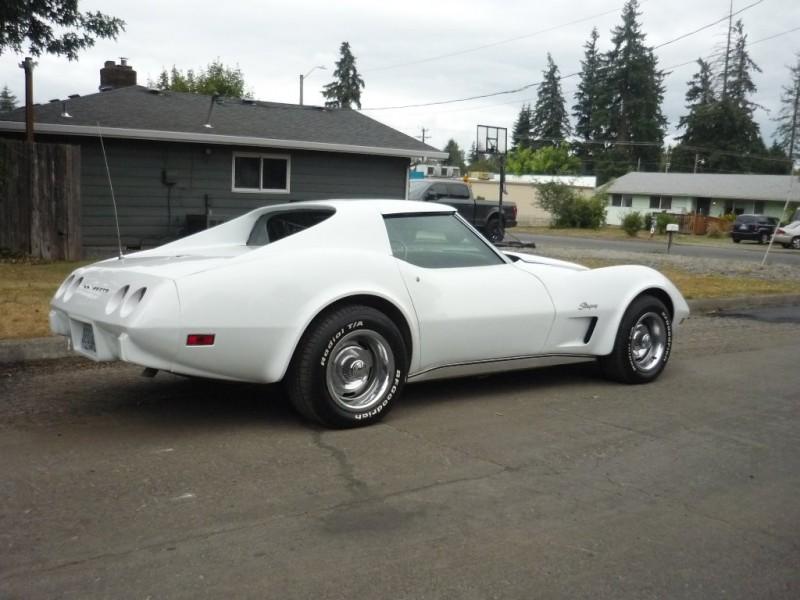 Chevrolet Corvette 1975 price $6,995
