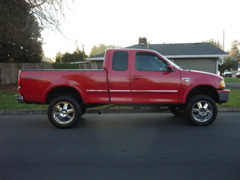 Ford F-150 1998 price $1,995