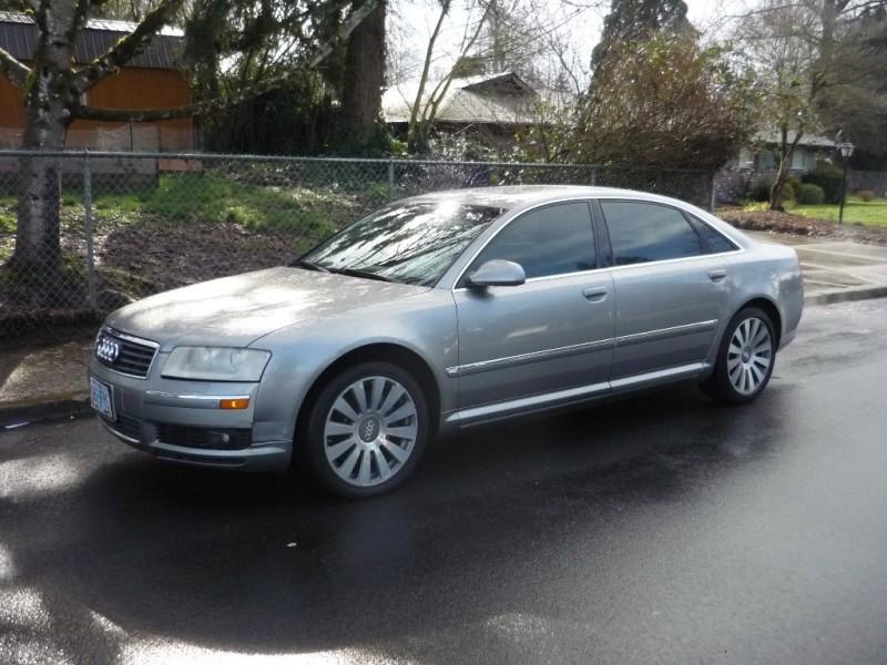 Audi A8 L 2004 price $2,500