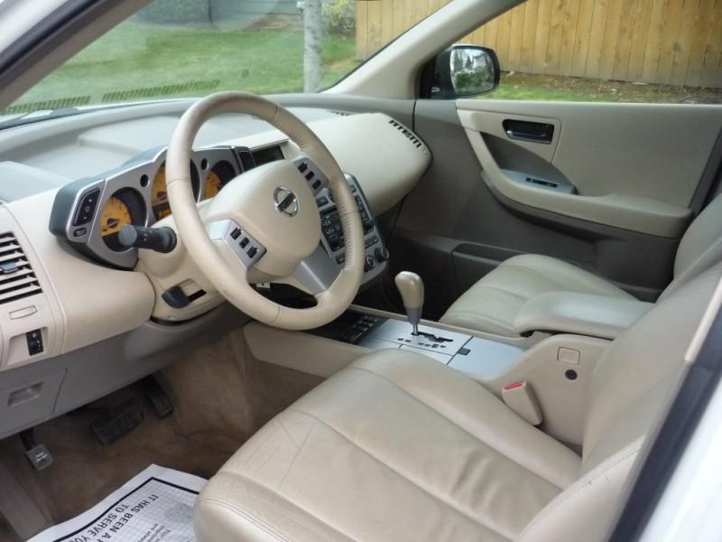 Nissan Murano 2004 price $3,750