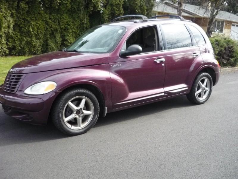 Chrysler PT Cruiser 2002 price $1,695