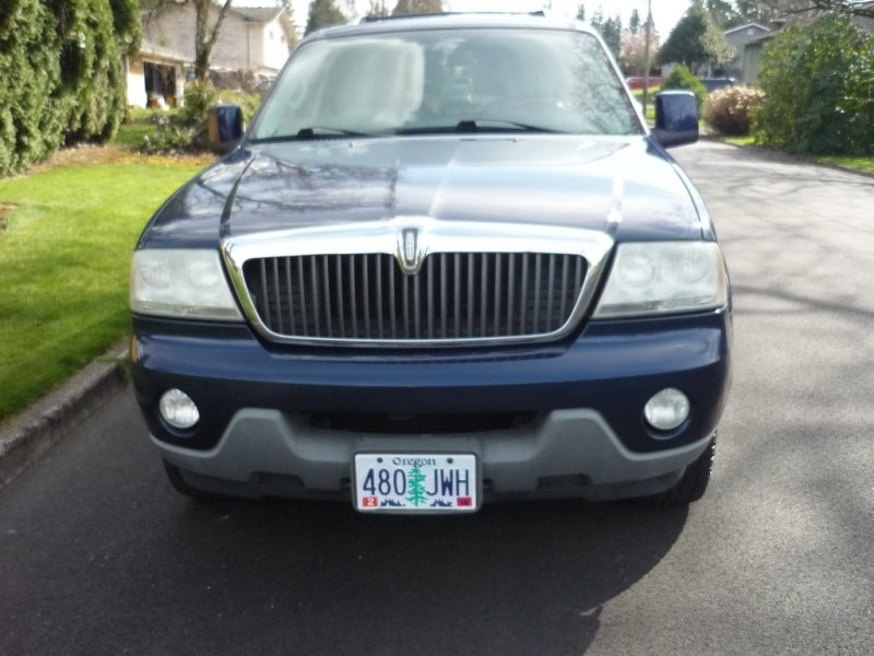 Lincoln Aviator 2004 price $3,495