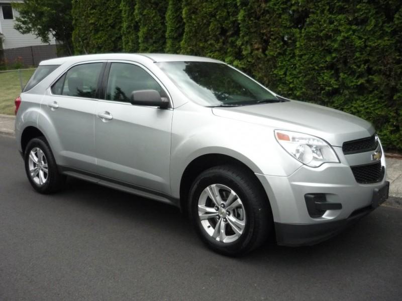 Chevrolet Equinox 2012 price $5,000