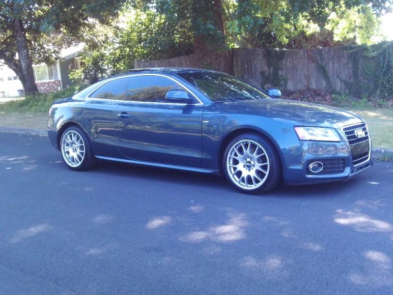 Audi A5 2009 price $5,450