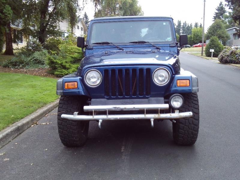 Jeep TJ 2001 price $7,750