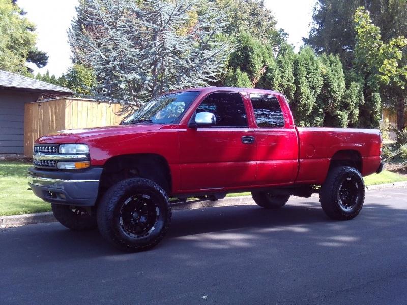 Chevrolet Silverado 1500 2001 price $4,650